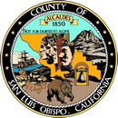 County of San Luis Obispo Seal