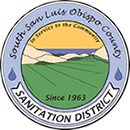 South San Luis Obispo County Sanitation District Seal